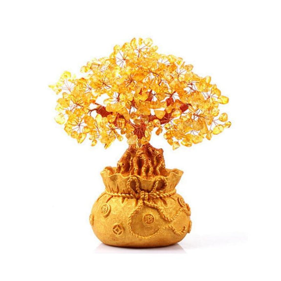 Attract MONEY & Abundance With A CITRINE FENG SHUI MONEY