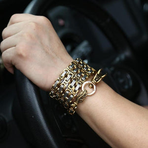1 meter Self Defense DRAGON MULTI-FUNCTION SURVIVAL Bracelet/Necklace