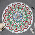 NEW IN!  Colorful Elephant Mandala Style Beach Tapestry