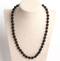 Brazilian Premium Grade Natural Black Tourmaline Stone PROTECTION Necklace