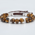 Natural Tiger Eye Stone PROTECTION bracelet