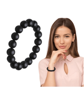 UNISEX Bianshi Stone ( Black Jade ) HEALTH GIVING Bracelet - Buy 1, Get 1 FREE