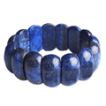 Luscious Large Lapis Lazuli & other Natural Stone Bracelets