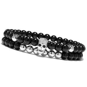 No 'SKULL'DUGGERY here!!!! Grab our 2/pc Stone Skull Set for only $16.99