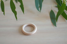 Natural Eco Beech timber rings - 48mm