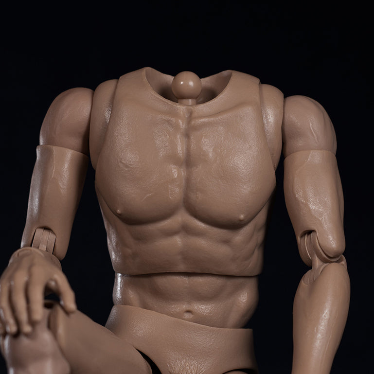 1/6 Body (Male W/O Neck)