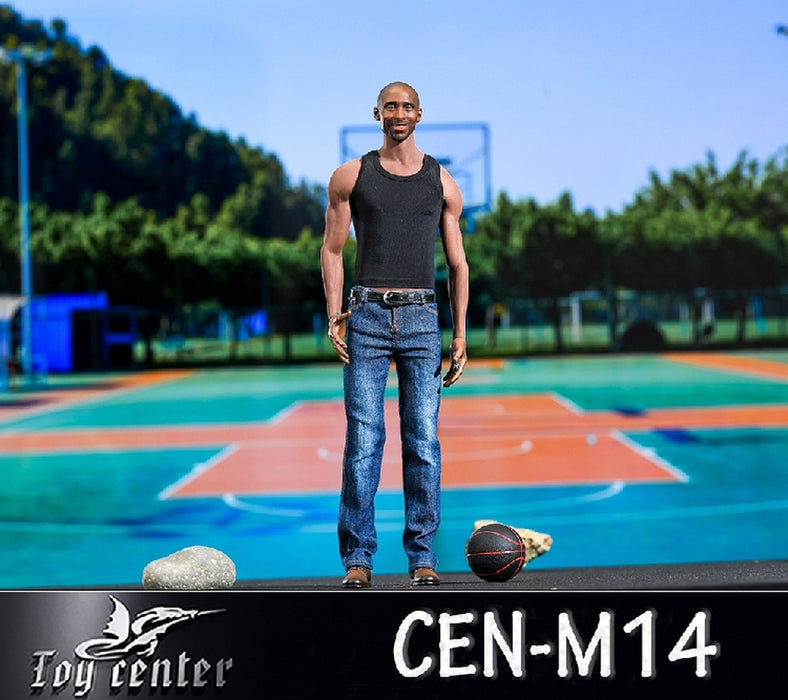Pre-order 1/6 Toy center CEN-M14 Vest + Jeans Set For TBLeague M36 Clothes Set