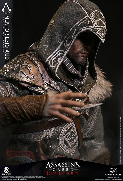 Pre-order 1/6 DAMTOYS Assassin's Creed DMS014 Mentor Ezio Auditore
