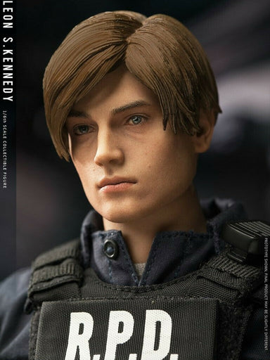 In-stock 1/6 DAMTOYS DMS030 LEON S.KENNEDY Action Figure
