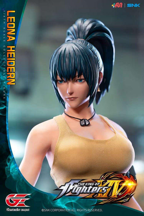 In-stock 1/6 Genesis KOF-LO01 Leona Action Figure