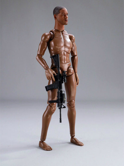 1/6 Scale Will Smith Head & Body V035