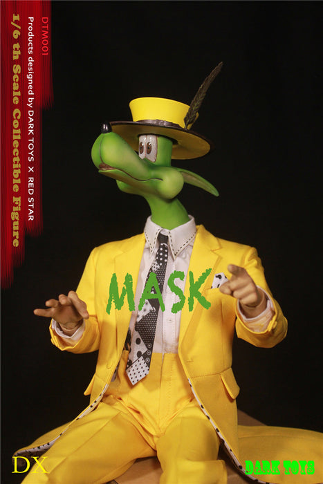 In-stock 1/6 DARK TOYS MASK Deluxe Edition Figure
