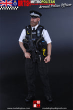 1/6 Modeling Toys MMS9002 British Armed Police Officer Action Figure