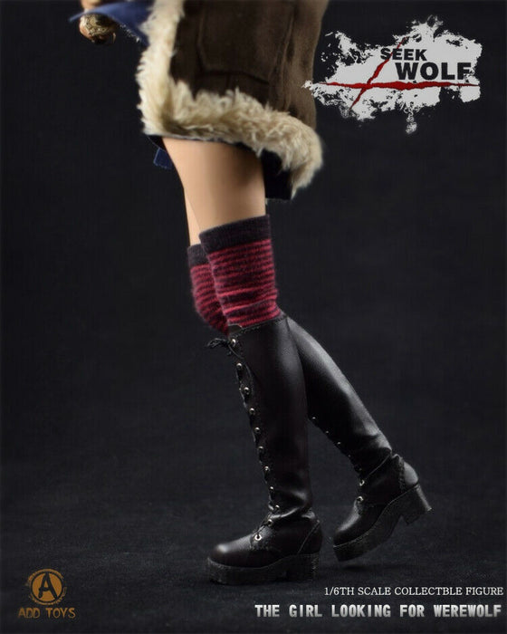 Pre-order 1/6 ADD TOYS SEEK WOLF AD01 Action Figure