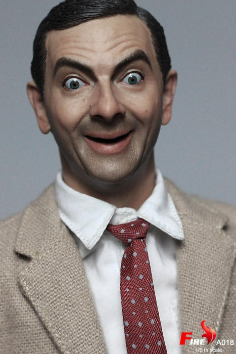 In-stock  1/6 Scale FIRE A018  MR. BEAN Action Figure