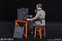 In-Stock DID 1/6 Scale D80133 WWII German Communications 3 WH Radio Operator