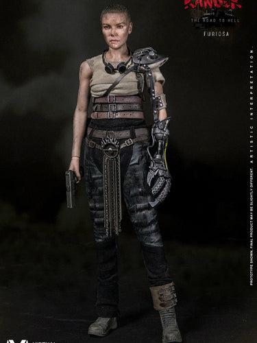 In-stock 1/6 Scale VTS TOYS VM-020 WASTELAND RANGER  - Furiosa Action Figure