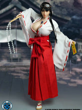 Pre-order 1/6 Scale SUPER DUCK SET042 COSPLAY Japanese Witch Custom Kit