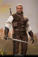 Pre-order 1/6 Scale MT The White Wolf Action Figure