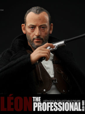 Pre-order 1/6 Scale DJ_Custom DJ-16001 Professional Léon Action Figure