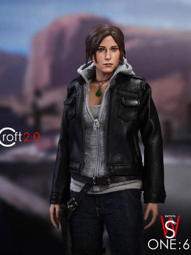 IN-Stock SW Ourworld 1/6 Scale Lara Croft 2.0 Action Figure 12