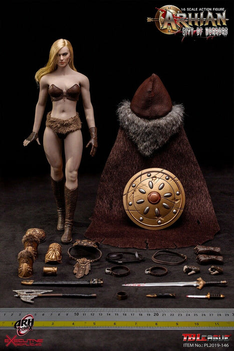 In-stock 1/6 TBLeague Arhian City of Horrors PL2019-146 Action Figure