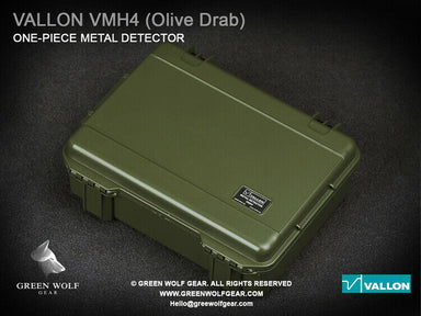 Pre-order 1/6 Scale VALLON VMH 4 Compact with Hard Case