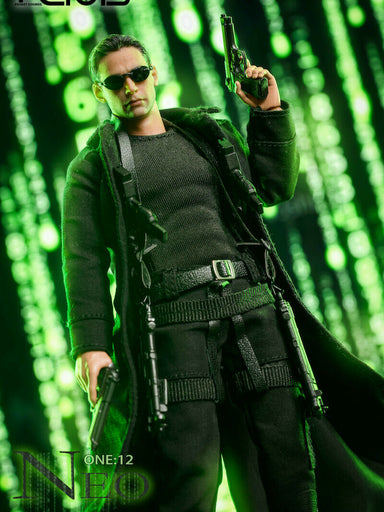 Pre-order 1/12 PCTOYS PC014 The hacker killer Action Figure