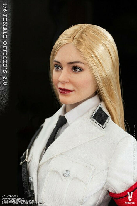 In-stock 1/6 Verycool VCF-2051 SS Officer 2.0 Action Figure