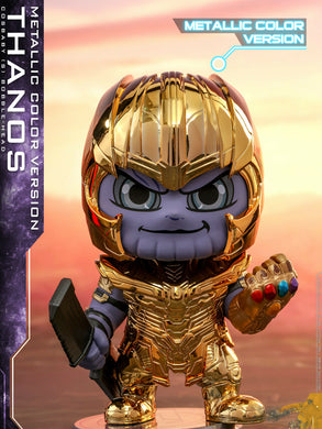 Pre-order HOTTOYS HT COSB574  COSBABY Metalic Color Thanos