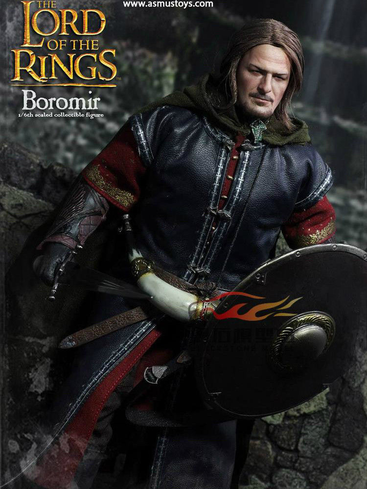 1/6 Scale The Boro Asmus ToysAsmus Toys The Lord of the Rings Series Boromir