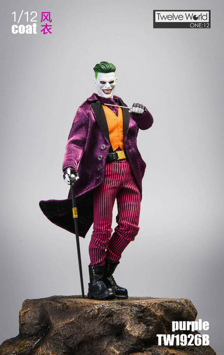 Pre-order 1/12 TWTOYS TW1926 Joker Coat (Only Coat included)
