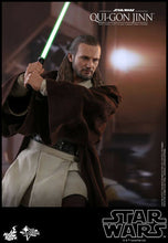 Pre-order 1/6 Scale Hot Toys QUI-GON JINN MMS525 Action Figure