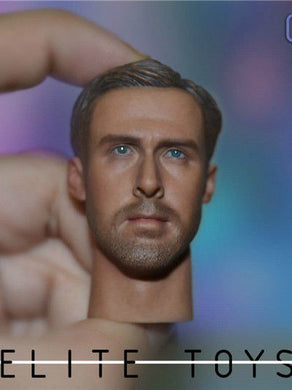 Pre-order 1/6 Scale Head Sculpt For Ryan Gosling 2049 Clone K ELITE TOYS