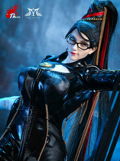 In-stock 1/6 Scale YMTOYS X ACME Bayonetta Action Figure