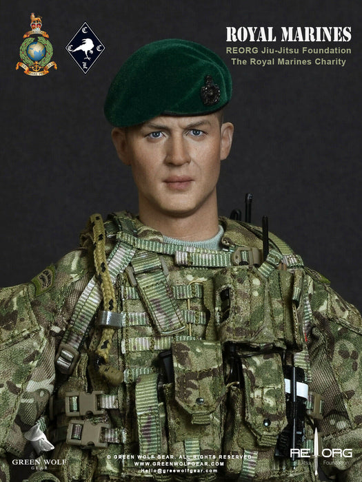 In-stock 1/6 Green Wolf Gear 1/6 GWG011 Royal Marine (Tom Hardy)