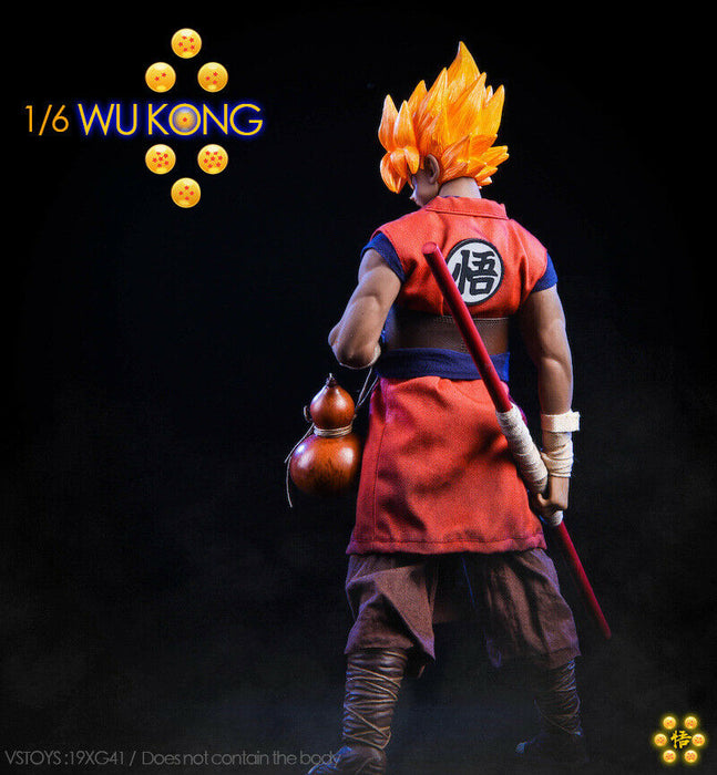 Pre-order 1/6 Scale VSTOYS 19XG41 Custom Kit Wukong (No body)