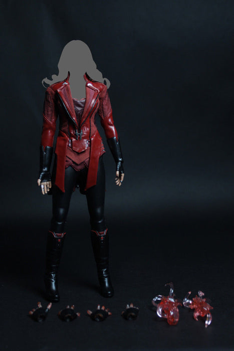CGL TOYS 1/6 Scale Custom Kit For Scarlet Witch Avengers 2: Age of Ultron