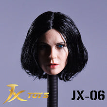 JXtoys-06 1/6 Underworld Evolution Selene Kate Beckinsale head sculpt