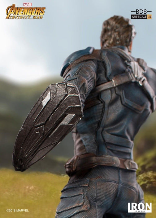 In-Stock Captain America BDS Art Scale 1/10 Scale  - Avengers: Infinity War