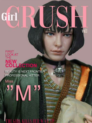 Pre-order 1/6 Scale ASMUS TOYS GIRL CRUSH SERIES: