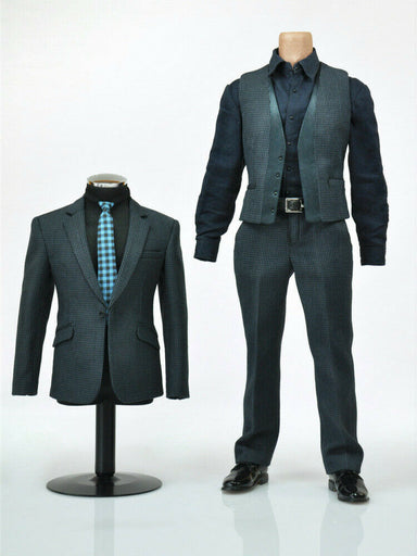 Pre-order 1/6 Scale POP TOYS X21 Tony Suit 2019 Ver. Clothes Set