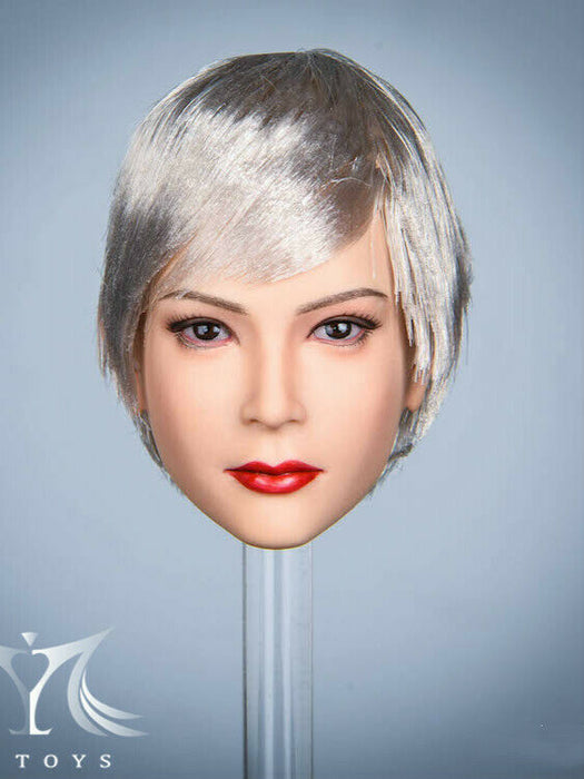 In-stock 1/6 YMTOYS YMT039 Ada 2.0  Head Sculpt H#Suntan