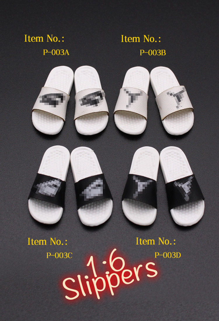 16 Scale Mini Times Toys P 003 Toy Slippers Accessories Giantoy