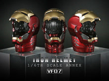 Pre-order VF toys 1/6th scale Iron-man MK47 Helmet Mask (VF07#)