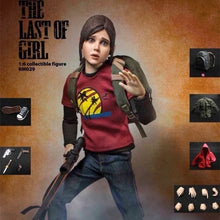 In-Stock 1/6 Scale REDMAN TOYS 12in Action Figure The LAST OF GIRL RM029