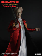 Pre-order 1/6 Scale REDMAN TOYS RM033 Dracula Red Version Action Figure