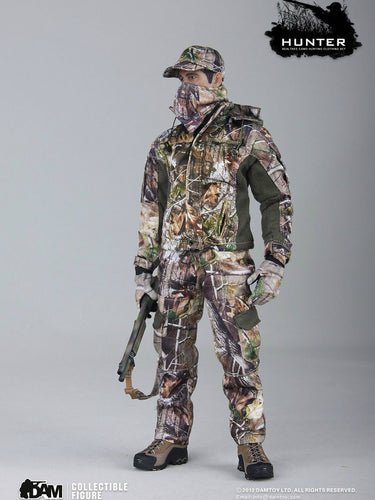 1/6 Scale DAMTOYS DAM RT001 Camouflage Clothes Set REALTREE CAMO