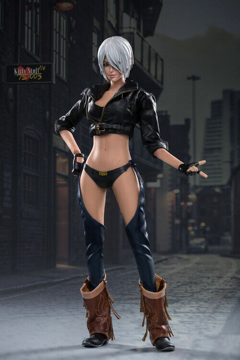 Pre-order 1/6 KITTY STUFF TS003 Lady Justice Action Figure