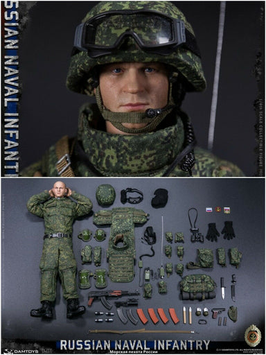 Pre-order 1/6 DAMTOYS RUSSIAN NAVAL INFANTRY 78070 Action Figure